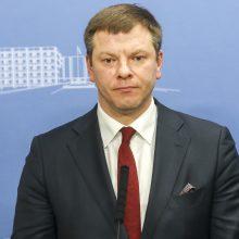 V. Šapoka pirmininkaus Šiaurės investicijų banko valdytojų tarybai