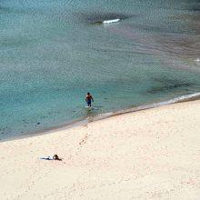Ispanijos turizmo ministrė: nuo liepos užsieniečiai galės atostogauti šalyje