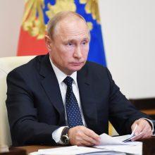 Dėl viruso atidėtą Pergalės dienos paradą Rusija surengs birželio 24 dieną