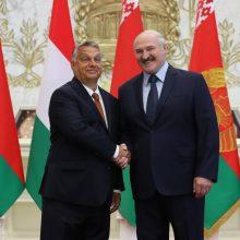 A. Lukašenka: Baltarusija pasirengusi plėsti dialogą su NATO