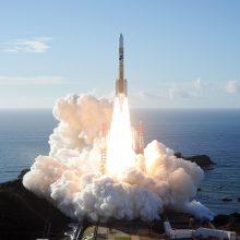Iš Japonijos sėkmingai pakilo pirmoji arabų šalių kosmoso misija į Marsą