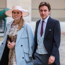 JK princesė Beatrice susilaukė pirmojo vaikelio