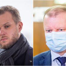 Po nutekinto M. Dworczyko laiško – Lietuvos politikų abejonės autentiškumu