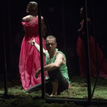 M. Stabačinskas: šokis išlaisvina ir kuria laimės pojūtį