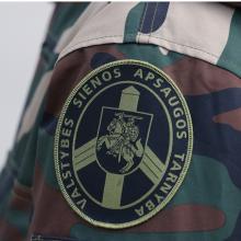 Oro ir jūrų uostuose pasieniečiai sulaikė tris nusikaltimais įtariamus lietuvius