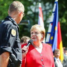 Vokietija ir Vengrija mini mini 30-ąsias Geležinės uždangos pralaužimo metines