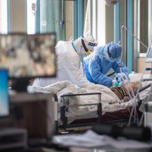 Ispanijoje nuo viruso mirus dar 462 žmonėms, aukų skaičius perkopė 2 tūkstančius