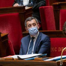 Prancūzijos parlamento žemieji rūmai priėmė įstatymą dėl kovos su islamo ekstremizmu