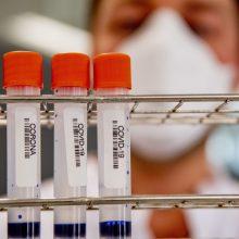Lenkijoje – 595 nauji COVID-19 atvejai, aštuoni pacientai mirė