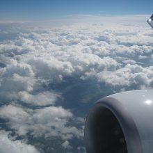 Kongo Demokratinėje Respublikoje su žmonėmis dingo vyriausybės transportinis lėktuvas