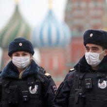 Rusijos teismas patvirtino nuosprendį už išdavystę Karaliaučiuje nuteistai porai