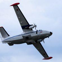 Rusijos Irkutsko srityje nukritus keleiviniam lėktuvui žuvo keturi žmonės
