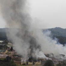 Per sprogimą Turkijos fejerverkų gamykloje sužeisti 97 žmonės: keturi žuvo