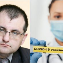 Profesorius: Lietuva – tarp dešimties daugiausia nuo koronaviruso skiepijančių šalių