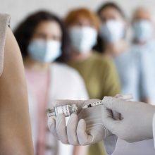 Graikijoje gali būti atleisti 10 tūkst. nepaskiepytų medicinos darbuotojų