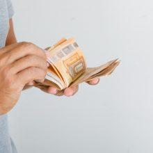 VMI: deklaravę pajamas gyventojai dar gali susigrąžinti 17 mln. eurų GPM permokų