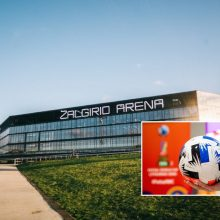 2021-ųjų metų pasaulio salės futbolo čempionato finalas vyks Kaune