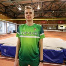 """Priekaištų reitingo sistemai turintis olimpietis A. Glebauskas:""""Čia figūruoja ir pašaliniai asmenys"""""""