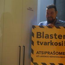 """Laimingi """"Blaster"""" ir """"TeleSofto"""" žmonės"""