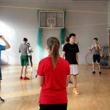 Stojantiesiems į Fizinio ugdymo ir sporto studijų programą LSU – motyvacijos vertinimas privalomas