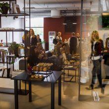 Verslas ir kūrybininkai ieškojo sklandaus bendradarbiavimo recepto