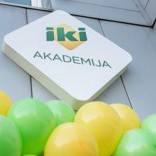 """""""Iki"""" didina investicijas į darbuotojus: Klaipėdoje atidarytas mokymų centras"""