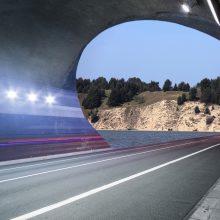 Ar bus nutiestas tunelis tarp Klaipėdos ir Kuršių Nerijos?