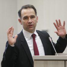 """R. Masiulis grįš į """"Klaipėdos naftą""""?"""