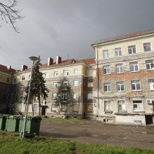 Miestas atsikrato nereikalingų būstų