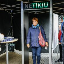 Korupcijos detektorius pasiekė Klaipėdą