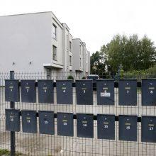 Aferos kaina – aštuoni butai