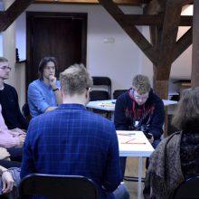 KKKC kviečia dalyvauti seminarų ir kūrybinių dirbtuvių savaitės programoje