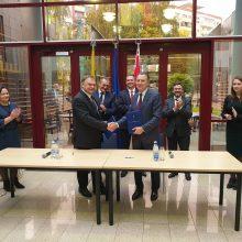 Konkurencinėje kovoje dėl baltarusiškų krovinių rungiasi lietuviai, latviai ir lenkai