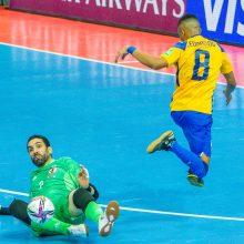 Pasaulio čempionato vienuoliktoji diena: lengvas kazachų žingsnis ir Pietų Amerikos gigantų vargai