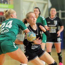 Lietuvos moterų rankinio lygos finale prireiks penktųjų rungtynių