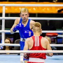 Kaune prasidėjo tarptautinis A. Šociko bokso turnyras
