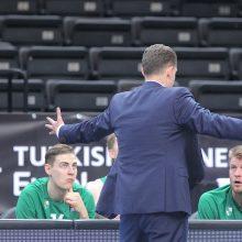 """""""Žalgirio"""" nesėkmės Eurolygoje tęsiasi: pralaimėjo ir CSKA komandai"""