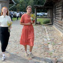Žolinės aidai Rumšiškėse: ir linksma, ir prasminga