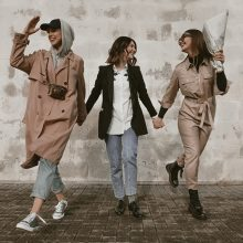 Stilistė V. Šaulytė sukūrė tris netikėtus įvaizdžius moters dienos proga