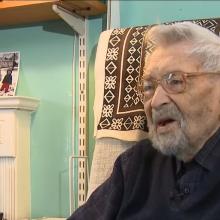 112 metų britas įrašytas į rekordų knygą kaip seniausias vyras Žemėje