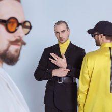 """Grupė """"The Roop"""" kviečia išmokti jų eurovizinės dainos """"Discoteque"""" šokį"""
