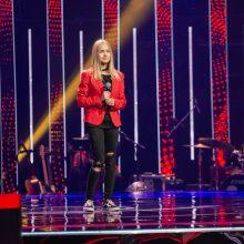 Korėjietiškai dainavusios paauglės pasirodymas atskleidė slaptą D. Montvydo aistrą