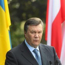 ES teismas atšaukė sankcijas V. Janokovyčiui ir jo aplinkai