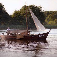 Senieji laivai pasakoja krašto ir laivybos istoriją