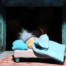 Lėlių teatras kviečia susidraugauti su baimėmis