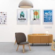 Vienoje – lietuviško dizaino paroda
