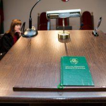 Gyventojų nuomonė apie tarėjus teismuose – nevienareikšmiška