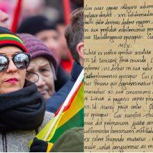 Ginčai dėl Lietuvos vardo dienos: siūlo priešintis istorijos iškraipymams