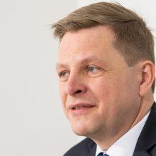 """Vilniaus valdančioji koalicija – be """"valstiečių"""" ir A. Zuoko"""