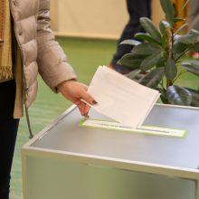 """""""Valstiečiai"""" siūlys naujam prezidentui keisti Seimo rinkimų datą"""